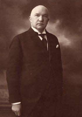 Friedrich Akel oli esimeseks saadikuks aastatel 1928–1933. Foto: välisministeeriumi arhiiv