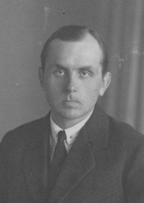 Otto Grant. Foto: Rahvusarhiiv