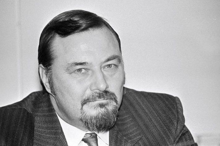1991 Arvo Jürgen Alas. Foto: Tiit Veermäe, Rahvusarhiiv