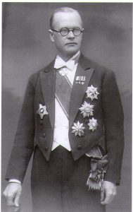 Heinrich Laretei. Foto: välisministeeriumi arhiiv