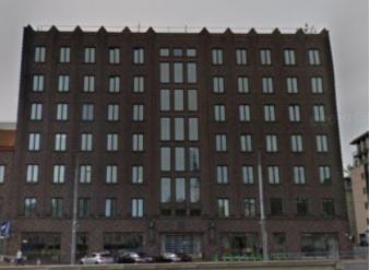 Taani Kuningriigi viimane konsulaadihoone enne Teist maailmasõda asus aadressil Vabaduse plats 7